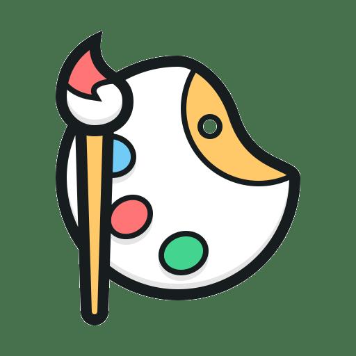 Paintscape.Net Logo